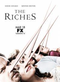 сериал Богатые / The Riches 2 сезон онлайн