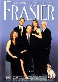 сериал Фрейзьер / Frasier 4 сезон онлайн