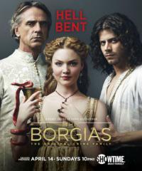 сериал Борджиа / The Borgias 3 сезон онлайн