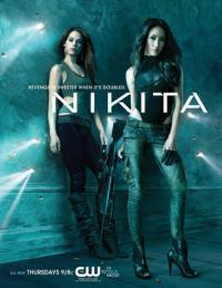 сериал Никита  / Nikita 2 сезон онлайн