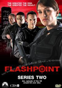 сериал Горячая точка / Flashpoint 1 сезон онлайн