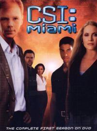 сериал Место преступления: Майами / CSI: Miami 1 сезон онлайн