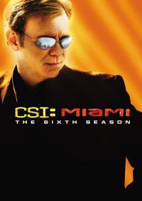 сериал Место преступления: Майами / CSI: Miami 6 сезон онлайн