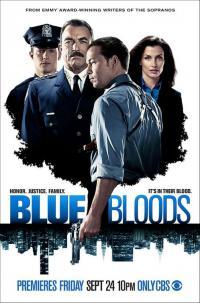 сериал Голубая кровь / Blue Bloods 1 сезон онлайн