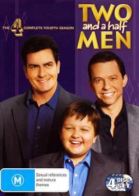 сериал Два с половиной человека  / Two and a Half Men 4 сезон онлайн