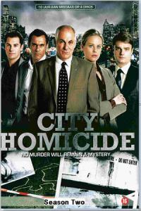 сериал Отдел убийств / City Homicide 3 сезон онлайн