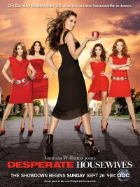 сериал Отчаянные домохозяйки / Desperate Housewives 8 сезон онлайн
