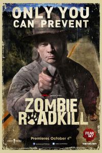 сериал Дорожные зомби / Zombie Roadkill  онлайн