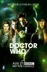 сериал Доктор Кто / Doctor Who 3 сезон онлайн
