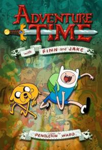 сериал Время приключений / Adventure Time with Finn & Jake 4 сезон онлайн