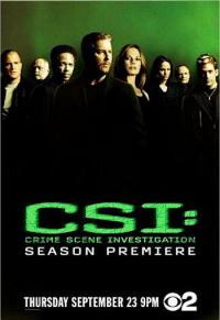 сериал Место преступления: Лас-Вегас / CSI: Crime Scene Investigation  4 сезон онлайн