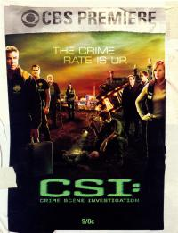 сериал Место преступления: Лас-Вегас / CSI: Crime Scene Investigation  6 сезон онлайн