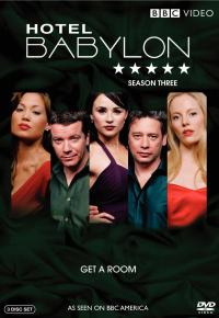 сериал Отель Вавилон / Hotel Babylon 3 сезон онлайн