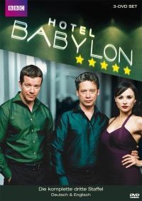 сериал Отель Вавилон / Hotel Babylon 4 сезон онлайн