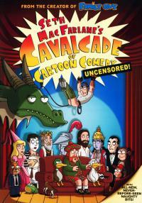 сериал Кавалькада мультипликационных комедий / Cavalcade of Cartoon Comedy 1 сезон онлайн