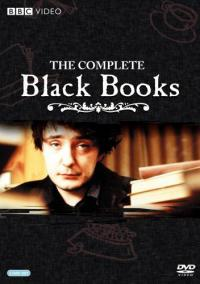 сериал Книжный магазин Блэка / Black Books 1 сезон онлайн