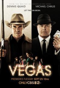 сериал Вегас / Vegas онлайн