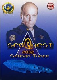 сериал Подводная Одиссея / SeaQuest DSV 3 сезон онлайн