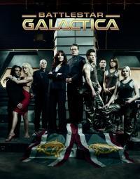 сериал Звездный крейсер Галактика / Battlestar Galactica 1 сезон онлайн