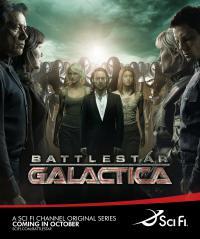 сериал Звездный крейсер Галактика / Battlestar Galactica 3 сезон онлайн