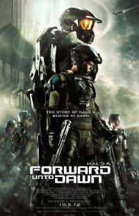 сериал Ореол 4: Идущий к рассвету / Хейло 4 / Halo 4: Forward Unto Dawn онлайн