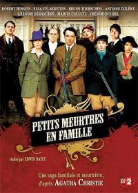сериал Семейный праздник / Petits meurtres en famille онлайн