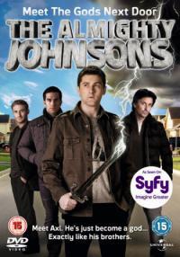 сериал Всемогущие Джонсоны / The Almighty Johnsons 1 сезон онлайн