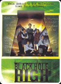 сериал Школа Черная дыра / Strange Days at Blake Holsey High 1 сезон онлайн