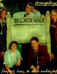 сериал Школа Черная дыра / Strange Days at Blake Holsey High 2 сезон онлайн