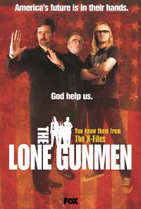 сериал Одинокие стрелки / The Lone Gunmen онлайн