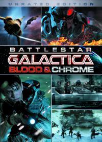 сериал Звездный Крейсер Галактика: Кровь и Хром / Battlestar Galactica: Blood and Chrome онлайн