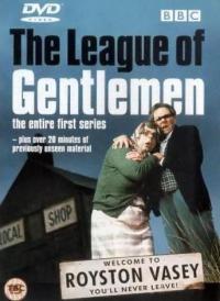 сериал Лига джентльменов / The League of Gentlemen 3 сезон онлайн