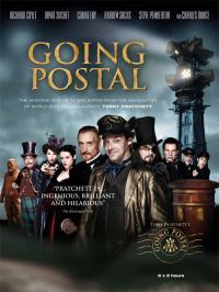сериал Опочтарение / Going Postal онлайн