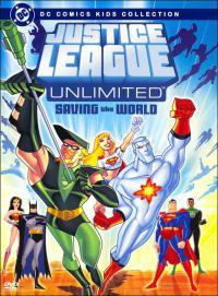 сериал Лига справедливости / Justice League 1 сезон онлайн