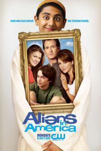 сериал Чужие в Америке / Aliens in America онлайн