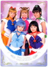 сериал Красавица-воин Сейлор Мун / Bishojo Senshi Sailor Moon онлайн
