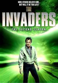 сериал Захватчики / The Invaders 2 сезон онлайн