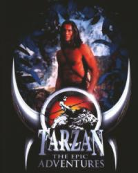 сериал Тарзан: История приключений / Tarzan: The Epic Adventures онлайн