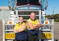 сериал Реальные дальнобойщики / Outback truckers онлайн