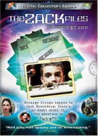 сериал Зак и секретные материалы / The Zack Files 1 сезон онлайн
