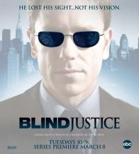 сериал Слепое правосудие / Blind Justice онлайн