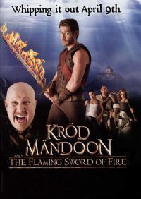 сериал Крод Мандун и Огненный меч / Krod Mandoon and the Flaming Sword of Fire онлайн