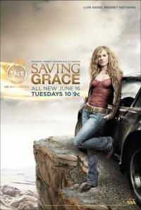 сериал Спасите Грейс / Saving Grace 3 сезон онлайн
