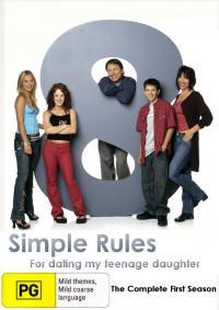 сериал 8 простых правил для друга моей дочери-подростка / 8 Simple Rules... for Dating My Teenage Daughter 1 сезон онлайн