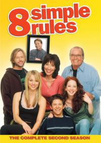 сериал 8 простых правил для друга моей дочери-подростка / 8 Simple Rules... for Dating My Teenage Daughter 2 сезон онлайн