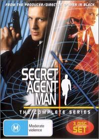 сериал Секретные агенты / Secret Agent Man онлайн