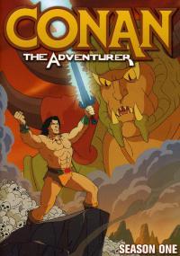 сериал Конан: Искатель приключений / Conan: The Adventurer 1 сезон онлайн