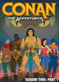 сериал Конан: Искатель приключений / Conan: The Adventurer 2 сезон онлайн