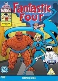 сериал Фантастическая четверка 1978 / The Fantastic Four онлайн