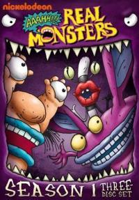 сериал ААА!!! Настоящие монстры / Aaahh!!! Real Monsters онлайн